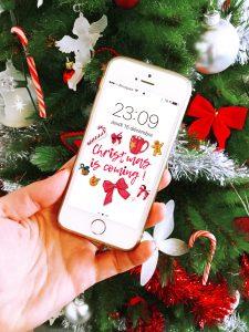 Fond ecran Noël 2